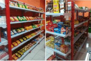 Rak Minimarket Jogja