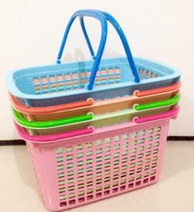 Keranjang Belanja Plastik