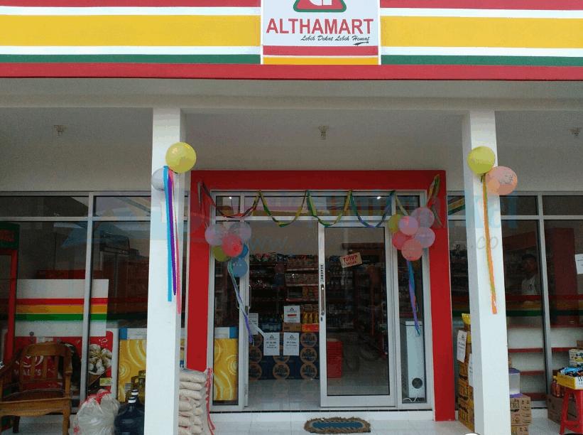 Konsumen Rak Minimarket Boyolali