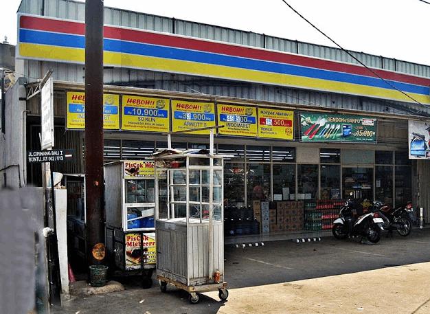 Rak Minimarket Sleman