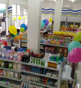 Rak Minimarket Bandung