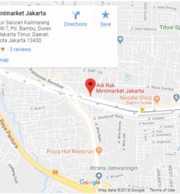 Rak Minimarket Jakarta