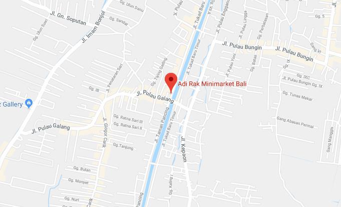 Alamat Adi Rak Besi Bali
